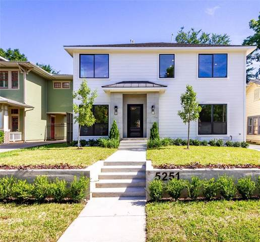 5251 Bonita Avenue, Dallas, TX 75206 (MLS #14206253) :: All Cities Realty