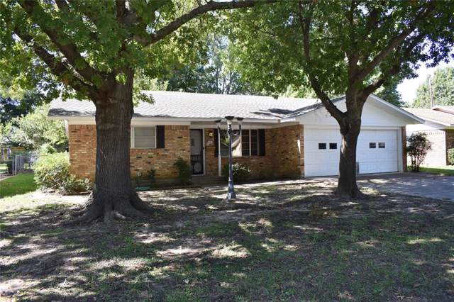 1103 Rosedale Drive, Gainesville, TX 76240 (MLS #14206261) :: Lynn Wilson with Keller Williams DFW/Southlake