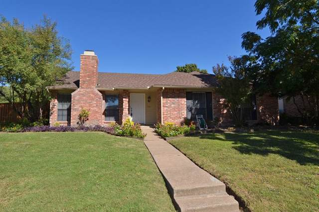 541 Guadalupe Drive, Allen, TX 75002 (MLS #14206264) :: Hargrove Realty Group