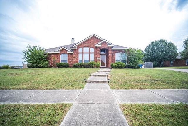 3506 Poe Drive, Rowlett, TX 75089 (MLS #14206269) :: Lynn Wilson with Keller Williams DFW/Southlake