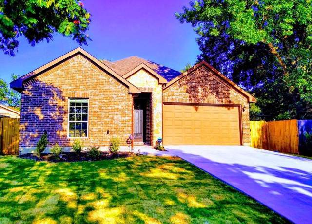 3411 N Crump Street, Fort Worth, TX 76106 (MLS #14206277) :: The Chad Smith Team