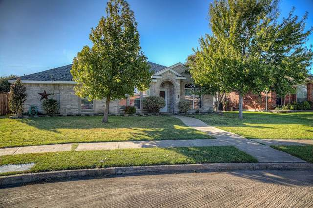 4711 Peach Tree Lane, Sachse, TX 75048 (MLS #14206302) :: Lynn Wilson with Keller Williams DFW/Southlake