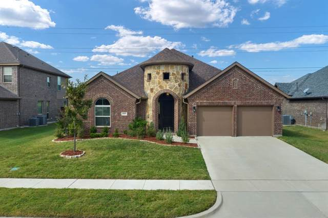 7435 Oxbow Drive, Grand Prairie, TX 75054 (MLS #14206312) :: All Cities Realty