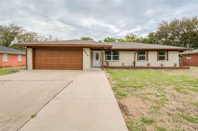 809 Wilson Drive, Princeton, TX 75407 (MLS #14206325) :: Real Estate By Design
