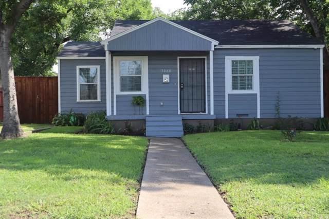 3068 Sunnyvale Street, Dallas, TX 75216 (MLS #14206326) :: Van Poole Properties Group