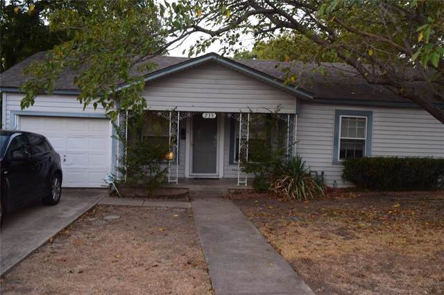 235 Hamilton Street, Duncanville, TX 75116 (MLS #14206327) :: RE/MAX Town & Country