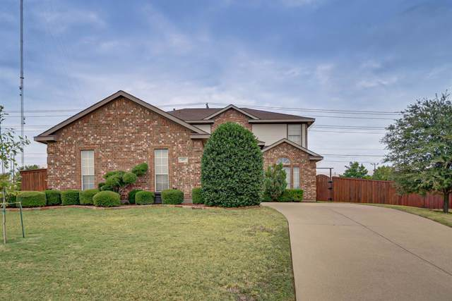 405 Leisure Drive, Cedar Hill, TX 75104 (MLS #14206331) :: Tanika Donnell Realty Group