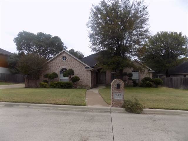 247 Bluff View Court, Aledo, TX 76008 (MLS #14206334) :: Potts Realty Group