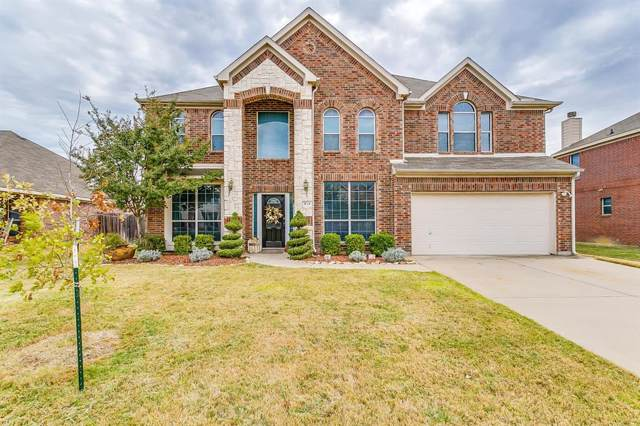 812 Sycamore Street, Burleson, TX 76028 (MLS #14206339) :: RE/MAX Town & Country