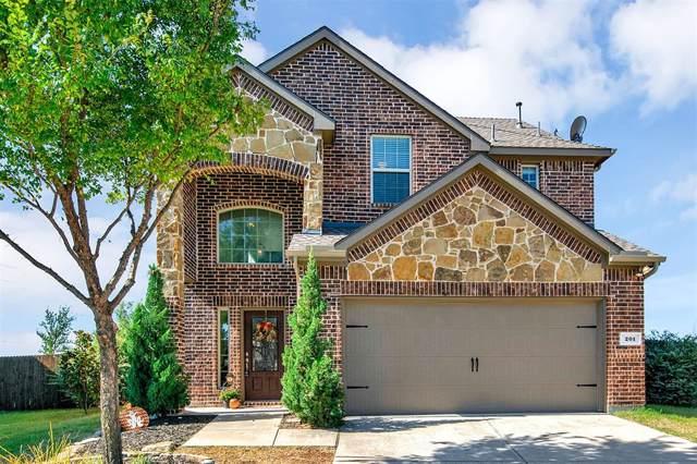 201 Red Hawk Place, Mckinney, TX 75071 (MLS #14206375) :: Tenesha Lusk Realty Group