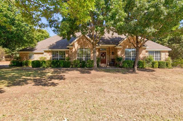 1907 Woodland Hills Lane, Weatherford, TX 76087 (MLS #14206389) :: Lynn Wilson with Keller Williams DFW/Southlake