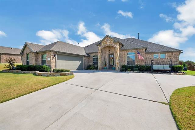1437 Brewer Lane, Celina, TX 75009 (MLS #14206403) :: The Tierny Jordan Network