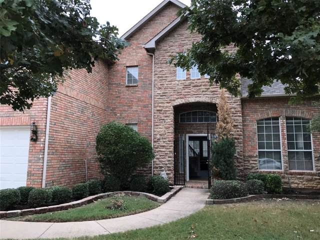 1408 San Bernard Court, Flower Mound, TX 75028 (MLS #14206405) :: The Good Home Team