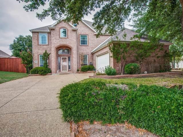 1001 Lilac Lane, Desoto, TX 75115 (MLS #14206408) :: Tenesha Lusk Realty Group