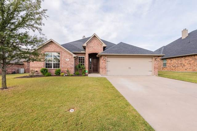 603 Donna Circle, Granbury, TX 76049 (MLS #14206415) :: RE/MAX Town & Country