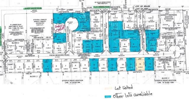 8556 Fresh Meadows Road, North Richland Hills, TX 76182 (MLS #14206423) :: Tenesha Lusk Realty Group