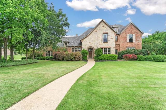 125 Stoneleigh Drive, Heath, TX 75032 (MLS #14206425) :: RE/MAX Landmark