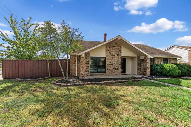 8610 Kensington Drive, Rowlett, TX 75088 (MLS #14206426) :: Van Poole Properties Group
