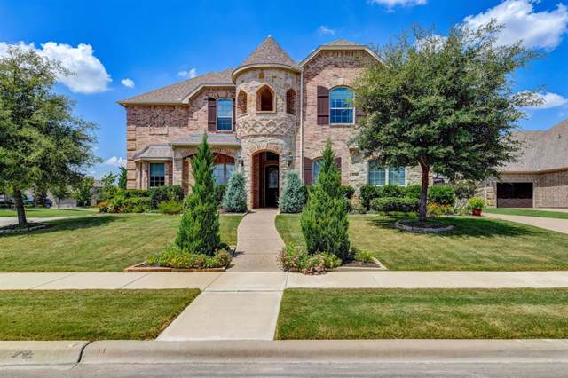 2701 Cromwell Court, Trophy Club, TX 76262 (MLS #14206447) :: Dwell Residential Realty