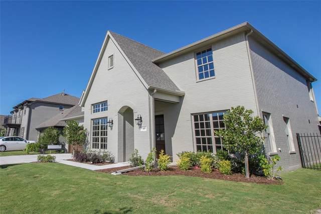 105 Parkview Drive, Aledo, TX 76008 (MLS #14206458) :: Lynn Wilson with Keller Williams DFW/Southlake