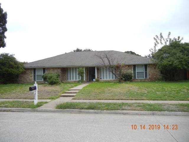 2232 Parkhaven Drive, Plano, TX 75075 (MLS #14206486) :: Van Poole Properties Group