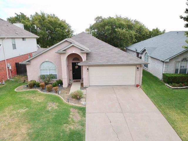 3986 Sword Dancer Way, Grand Prairie, TX 75052 (MLS #14206506) :: Lynn Wilson with Keller Williams DFW/Southlake
