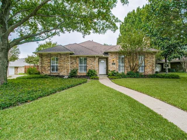 1912 Campbell Trail, Richardson, TX 75082 (MLS #14206532) :: Tenesha Lusk Realty Group