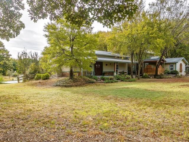 6985 Retta Mansfield Road, Burleson, TX 76028 (MLS #14206552) :: The Hornburg Real Estate Group
