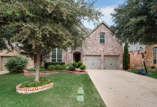 6516 Canyon Crest Drive, Mckinney, TX 75071 (MLS #14206554) :: Lynn Wilson with Keller Williams DFW/Southlake