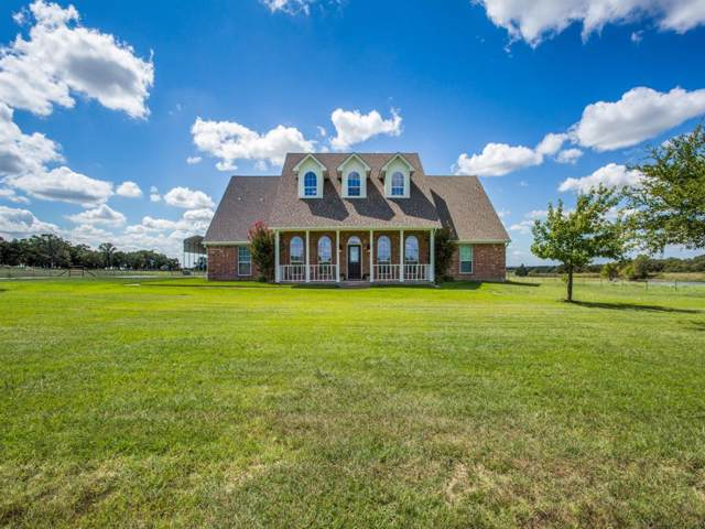 1468 County Rd 2788, Alvord, TX 76225 (MLS #14206561) :: The Hornburg Real Estate Group