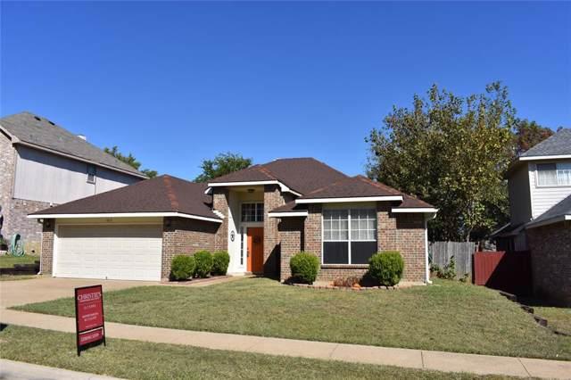 1615 Barclay Drive, Arlington, TX 76018 (MLS #14206569) :: Tanika Donnell Realty Group