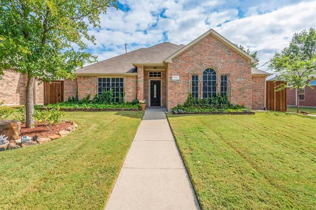 4306 Brett Drive, Frisco, TX 75035 (MLS #14206575) :: Ann Carr Real Estate