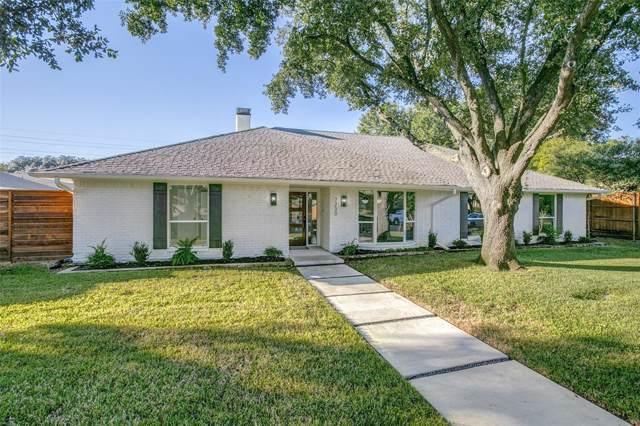 7230 Crooked Oak Drive, Dallas, TX 75248 (MLS #14206586) :: Maegan Brest   Keller Williams Realty