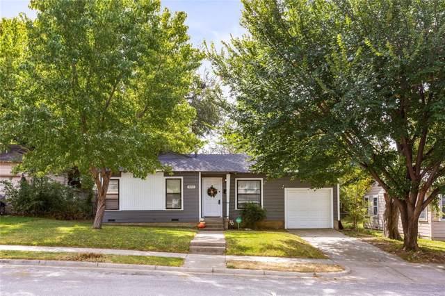 3501 W Gambrell Street, Fort Worth, TX 76133 (MLS #14206588) :: Century 21 Judge Fite Company