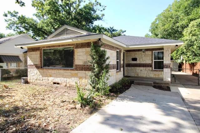 1231 Wilbur Street, Dallas, TX 75224 (MLS #14206592) :: Lynn Wilson with Keller Williams DFW/Southlake
