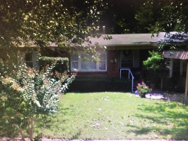 1001 Burleson Street, Grand Prairie, TX 75050 (MLS #14206604) :: EXIT Realty Elite