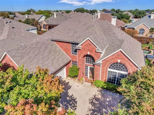 1116 Oakhollow Drive, Corinth, TX 76210 (MLS #14206619) :: The Chad Smith Team