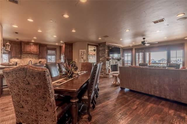 1653 Scenic Drive #301, Graford, TX 76449 (MLS #14206623) :: Real Estate By Design
