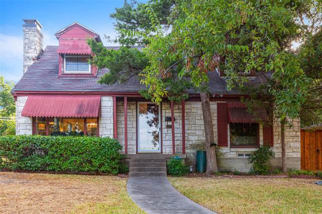 1502 Arizona Avenue, Dallas, TX 75216 (MLS #14206640) :: RE/MAX Town & Country