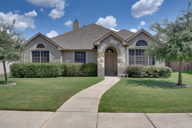 210 Wooded Creek Avenue, Wylie, TX 75098 (MLS #14206647) :: Lynn Wilson with Keller Williams DFW/Southlake