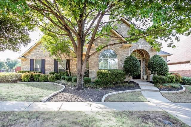 8019 Navisota Drive, Lantana, TX 76226 (MLS #14206652) :: Team Hodnett