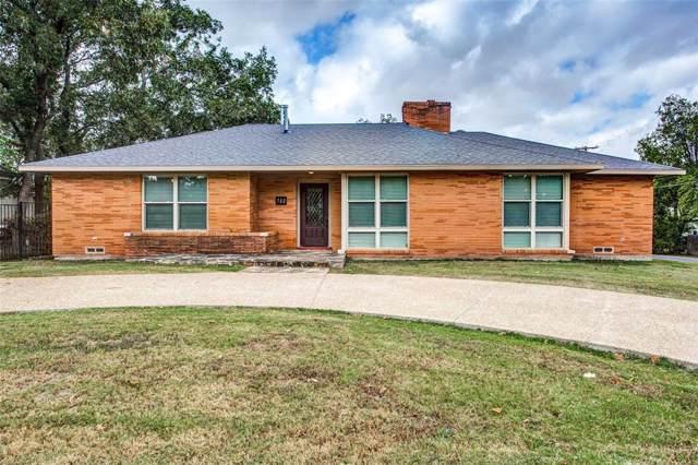 722 S Waco Street, Van Alstyne, TX 75495 (MLS #14207675) :: RE/MAX Town & Country