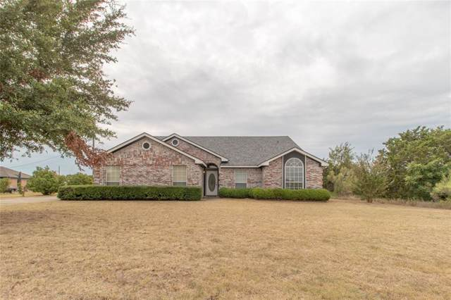 110 Summit, Glen Rose, TX 76043 (MLS #14207680) :: RE/MAX Town & Country