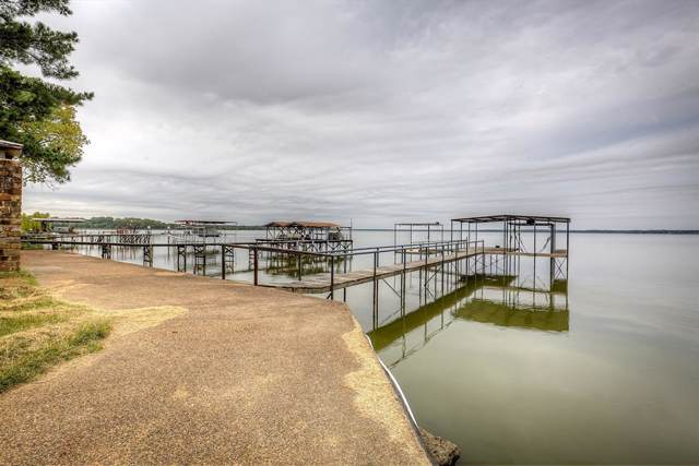 10841 Lakeside Drive, Quinlan, TX 75474 (MLS #14207699) :: All Cities Realty