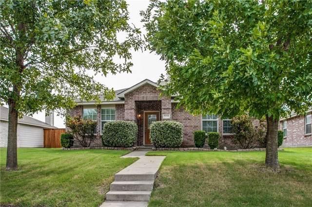 3005 Lake Vista Drive, Wylie, TX 75098 (MLS #14207705) :: Tenesha Lusk Realty Group