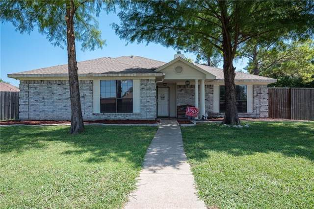 2421 University Drive, Rowlett, TX 75088 (MLS #14207715) :: Lynn Wilson with Keller Williams DFW/Southlake