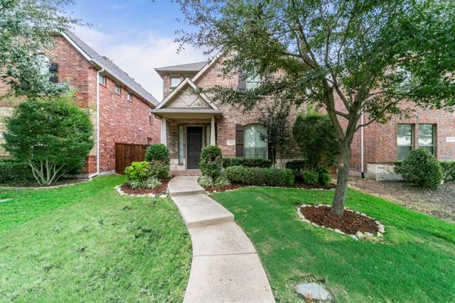 852 Llano Drive, Allen, TX 75013 (MLS #14207728) :: Tenesha Lusk Realty Group