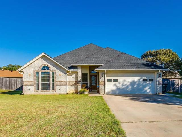 505 Green Meadow Drive, Boyd, TX 76023 (MLS #14207736) :: Ann Carr Real Estate