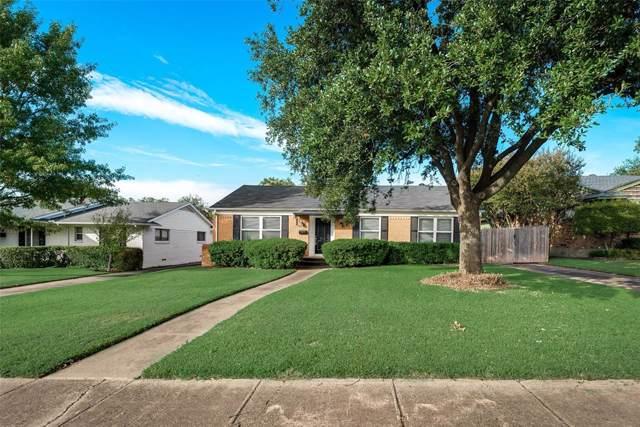 816 Sherwood, Richardson, TX 75080 (MLS #14207737) :: Tenesha Lusk Realty Group