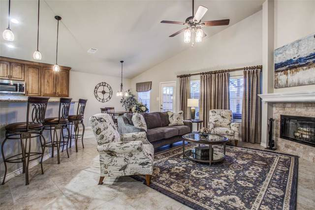 5317 Comanche Wells Drive, Mckinney, TX 75071 (MLS #14207738) :: The Rhodes Team